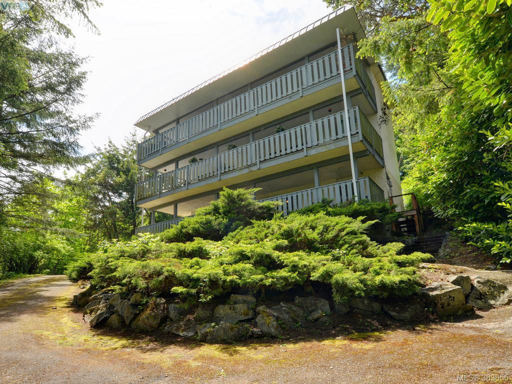 Main Photo: A & B 3302 Haida Drive in VICTORIA: Co Triangle Revenue Triplex for sale (Colwood)  : MLS®# 383855