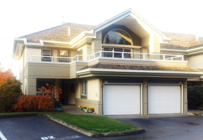 Main Photo: 82 4001 Old Clayburn Road in Abbotsford: Abbotsford East Townhouse for sale : MLS®# R2222857