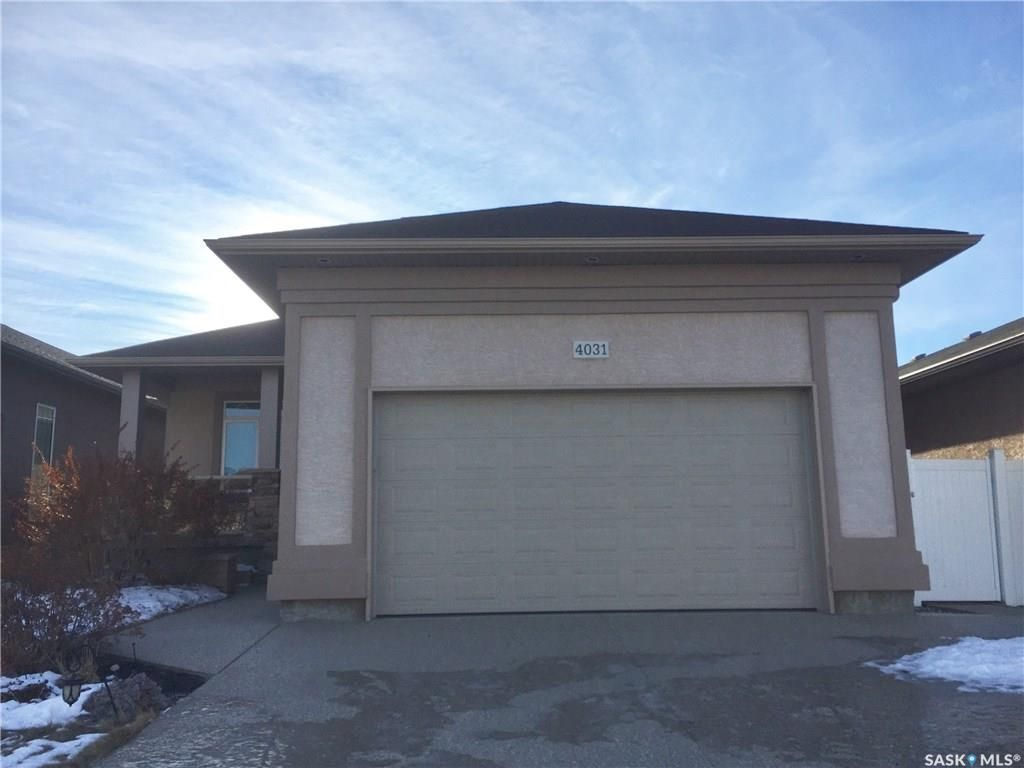 Main Photo: 4031 Cumberland Road in Regina: Windsor Park Residential for sale : MLS®# SK714460