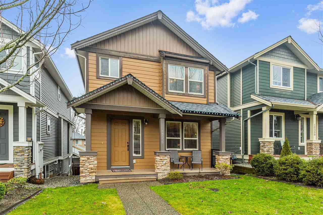 Main Photo: 10555 ROBERTSON Street in Maple Ridge: Albion House for sale : MLS®# R2232166