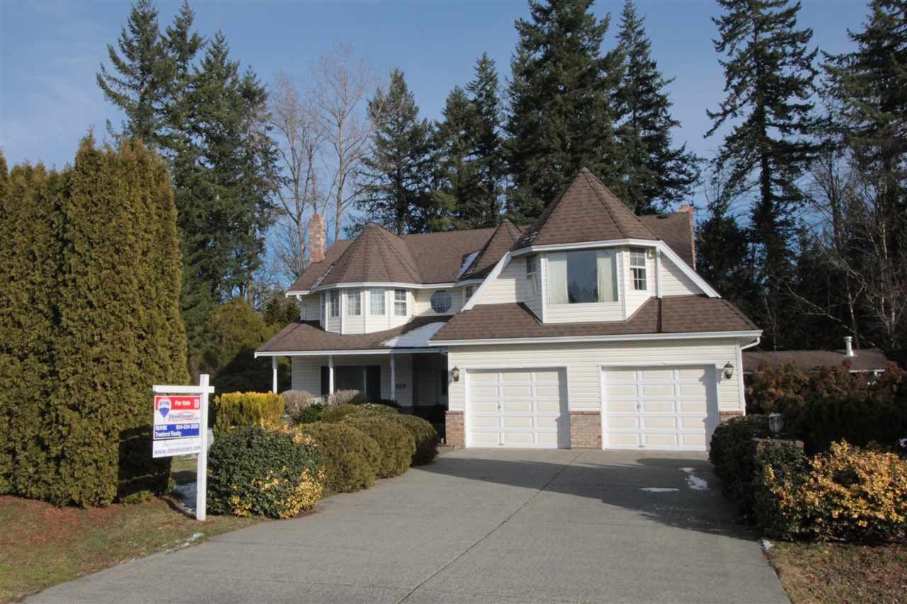 "Main Photo: 4180 213 Street in Langley: Brookswood Langley House for sale in ""Cedar Ridge"" : MLS®# R2242519"