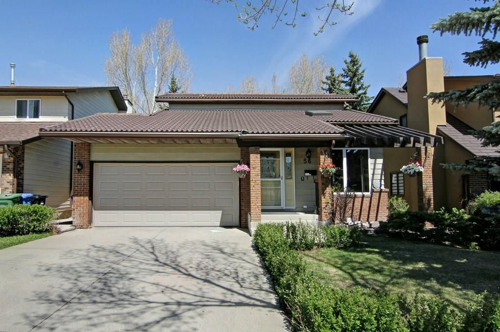 Main Photo: 56 MACEWAN GLEN Drive NW in Calgary: MacEwan Glen House for sale : MLS®# C4173721