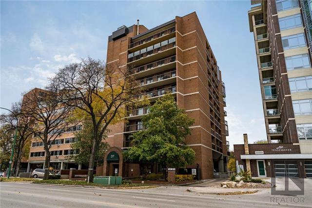 Main Photo: 201 237 Wellington Crescent in Winnipeg: Crescentwood Condominium for sale (1B)  : MLS®# 1827529