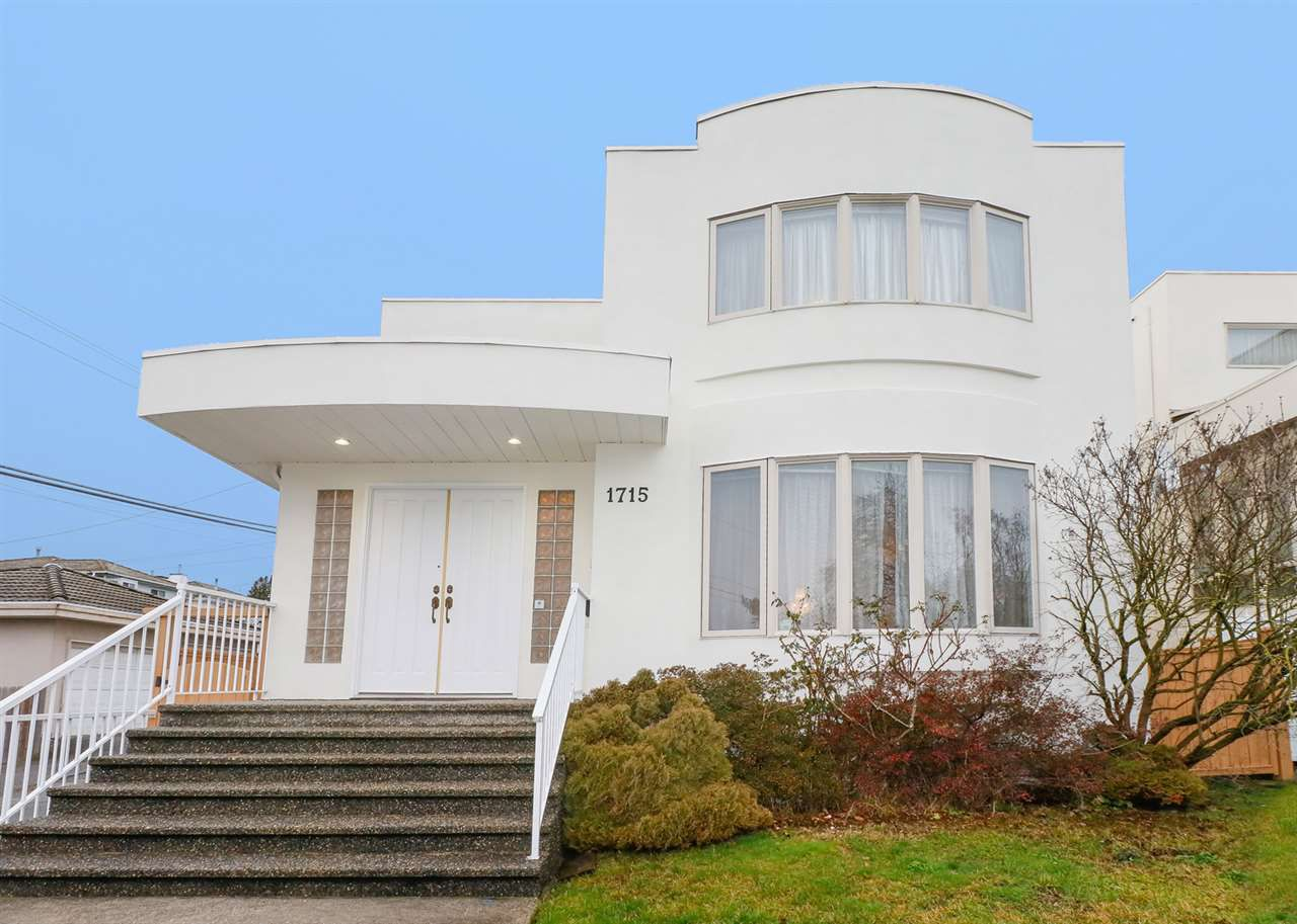 Main Photo: 1715 E 63RD Avenue in Vancouver: Fraserview VE House for sale (Vancouver East)  : MLS®# R2328577
