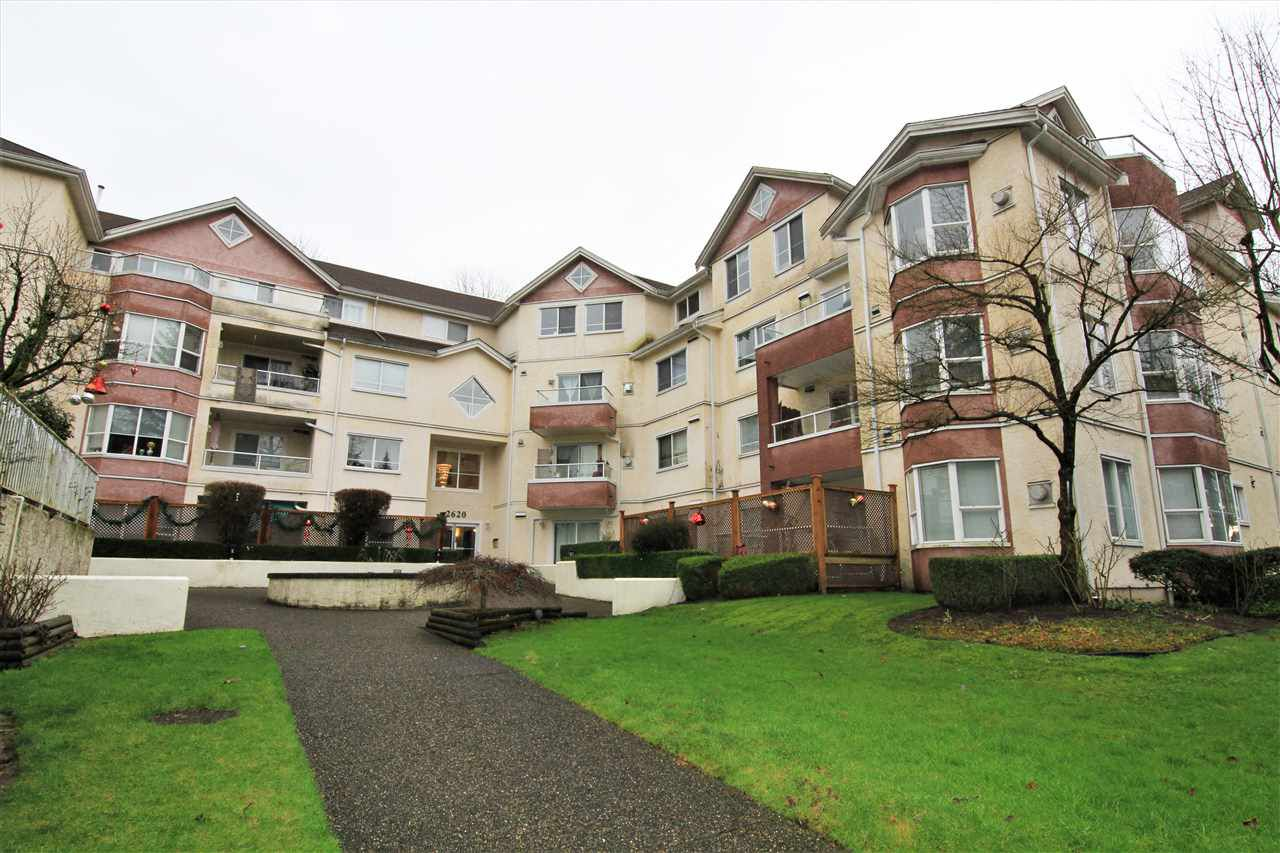 Main Photo: 203 2620 JANE Street in Port Coquitlam: Central Pt Coquitlam Condo for sale : MLS®# R2329367