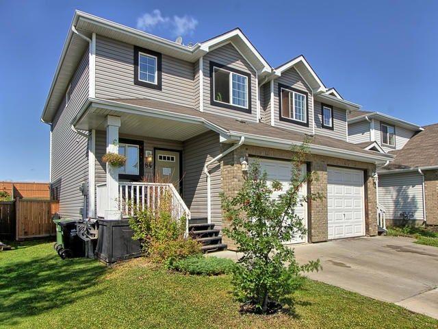 Main Photo: 84 DOUGLAS Lane: Leduc House Half Duplex for sale : MLS®# E4139725