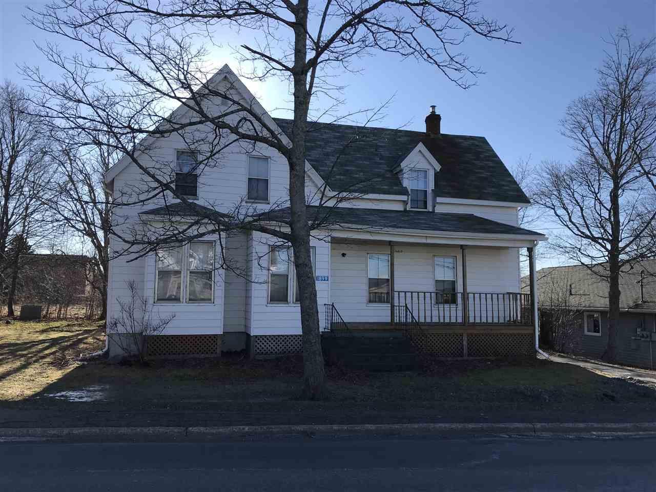 Main Photo: 1899 Drummond Road in Westville: 107-Trenton,Westville,Pictou Residential for sale (Northern Region)  : MLS®# 201902609