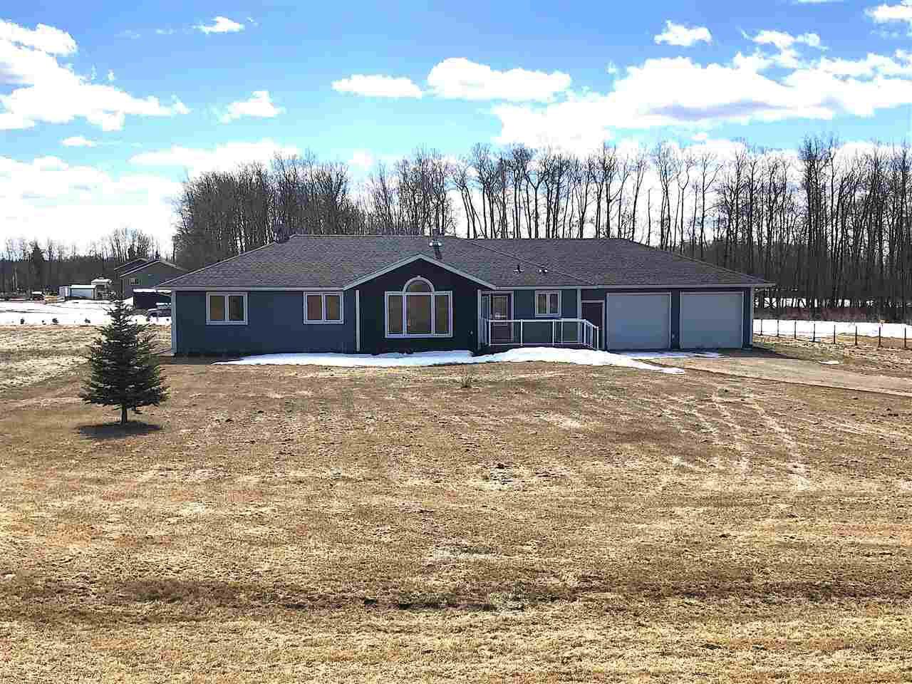 Main Photo: 4925 Park Crescent: Rural Bonnyville M.D. House for sale : MLS®# E4151378