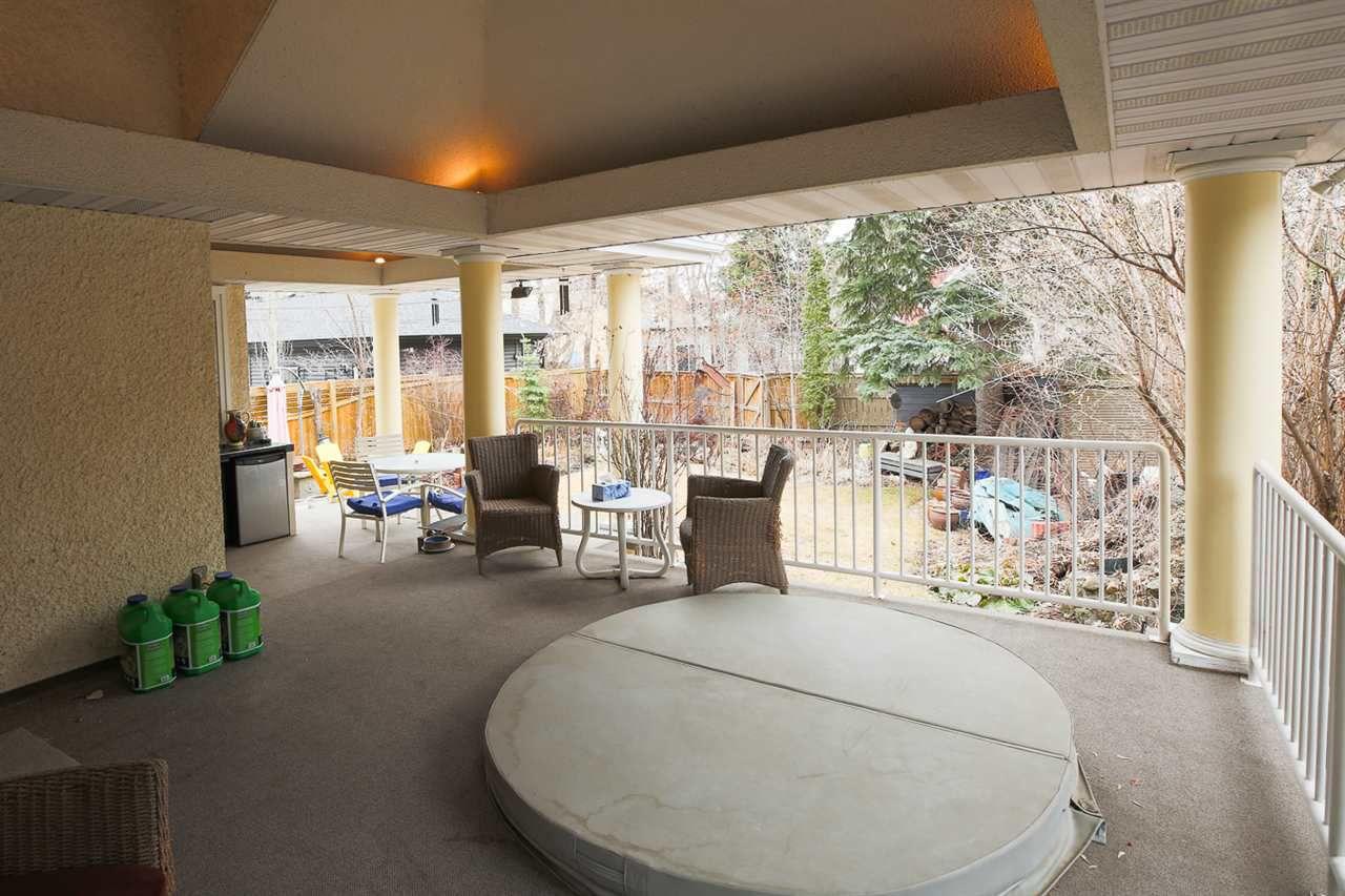Photo 26: Photos: 10025 143 Street in Edmonton: Zone 21 House for sale : MLS®# E4153457