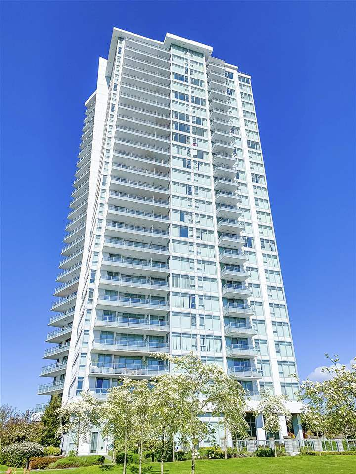 Main Photo: 1206 6688 ARCOLA Street in Burnaby: Highgate Condo for sale (Burnaby South)  : MLS®# R2363878