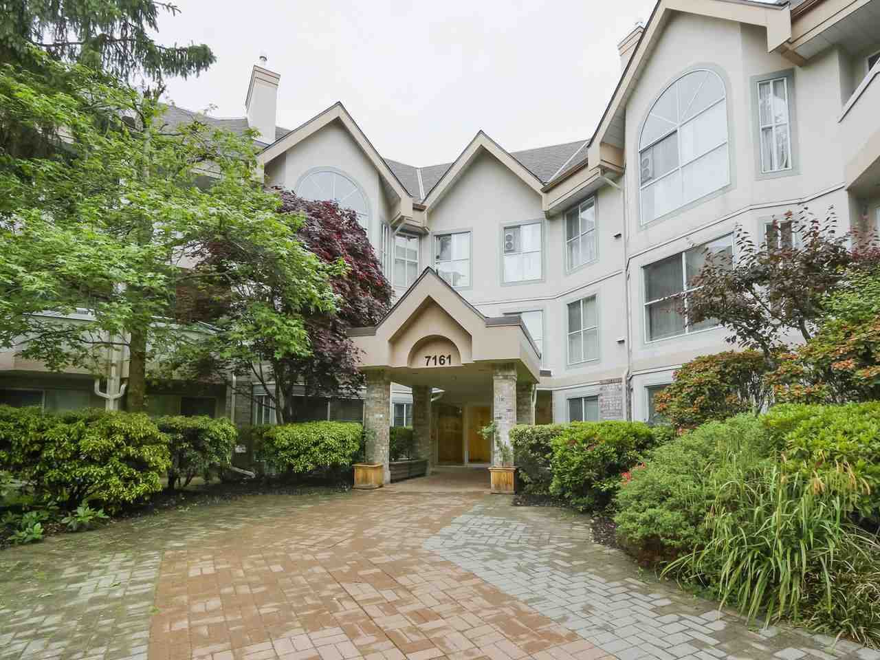 """Main Photo: 312 7161 121 Street in Surrey: West Newton Condo for sale in """"THE HIGHLANDS"""" : MLS®# R2371039"""