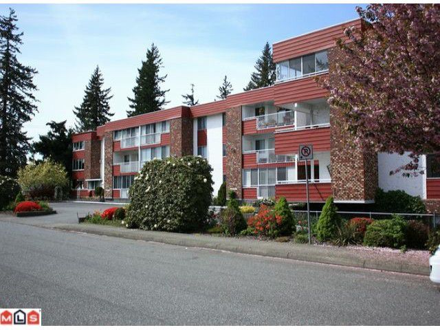 "Main Photo: 107 32025 TIMS Avenue in Abbotsford: Abbotsford West Condo for sale in ""ELMWOOD MANOR"" : MLS®# F1200972"