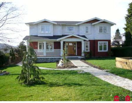 Main Photo: 15542 SEMIAHMOO AV in White Rock: House for sale : MLS®# F2706281