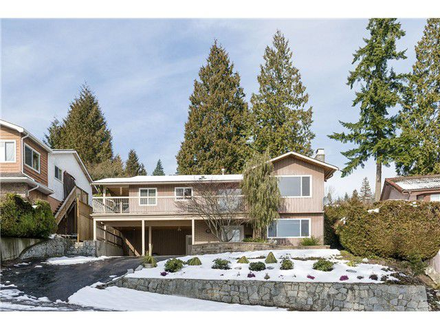 """Main Photo: 2571 ASHURST Avenue in Coquitlam: Coquitlam East House for sale in """"DARTMOOR HEIGHTS"""" : MLS®# V1049439"""