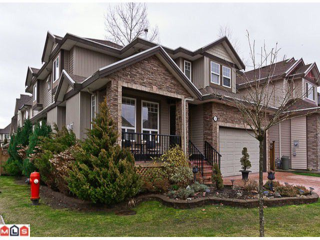 Main Photo: 7330  198TH ST in Langley: Willoughby Heights House for sale : MLS®# F1203941