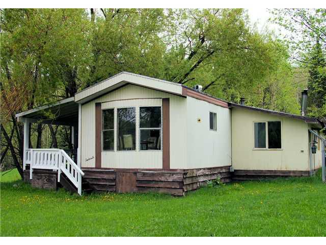 Main Photo: 6868 OLD SUMMIT LAKE Road in Prince George: Old Summit Lake Road Manufactured Home for sale (PG City North (Zone 73))  : MLS®# N240106