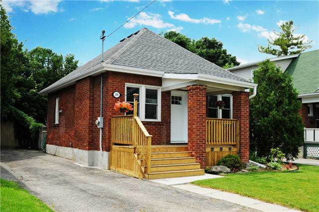 Main Photo: 390 Jarvis Street in Oshawa: O'Neill House (Bungalow) for sale : MLS®# E3250809