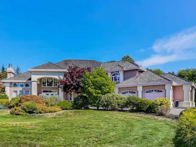 """Main Photo: 2640 166A Street in Surrey: Grandview Surrey House for sale in """"Grandview Heights"""" (South Surrey White Rock)  : MLS®# F1449578"""