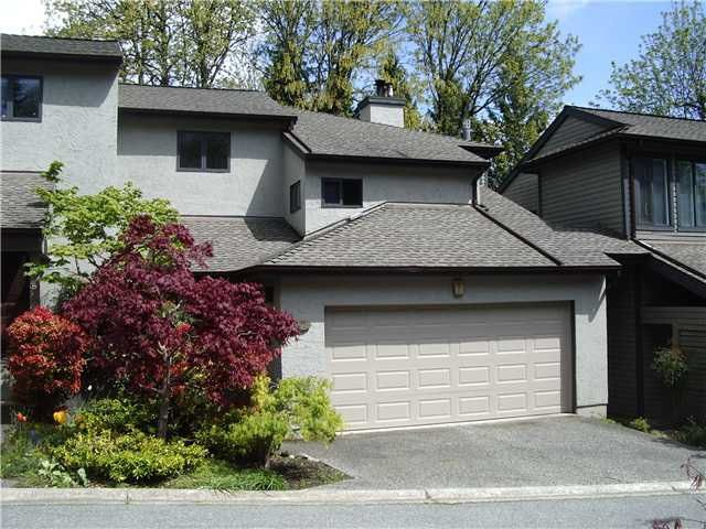 """Main Photo: 1725 RUFUS Drive in North Vancouver: Westlynn Townhouse for sale in """"CONCORDE PLACE"""" : MLS®# R2023169"""