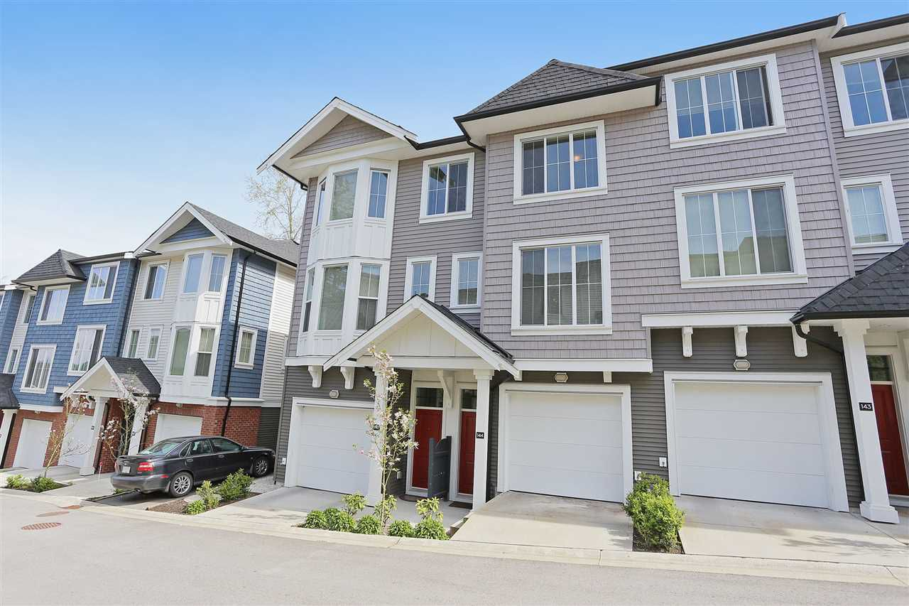 Main Photo: 144 14833 61 Avenue in Surrey: Sullivan Station Townhouse for sale : MLS®# R2056418