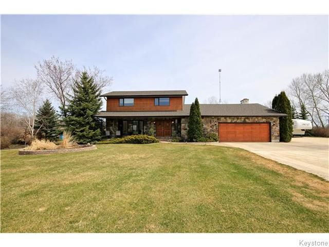 Main Photo: 1145 Schapansky Road in Ile Des Chenes: Residential for sale : MLS®# 1610449