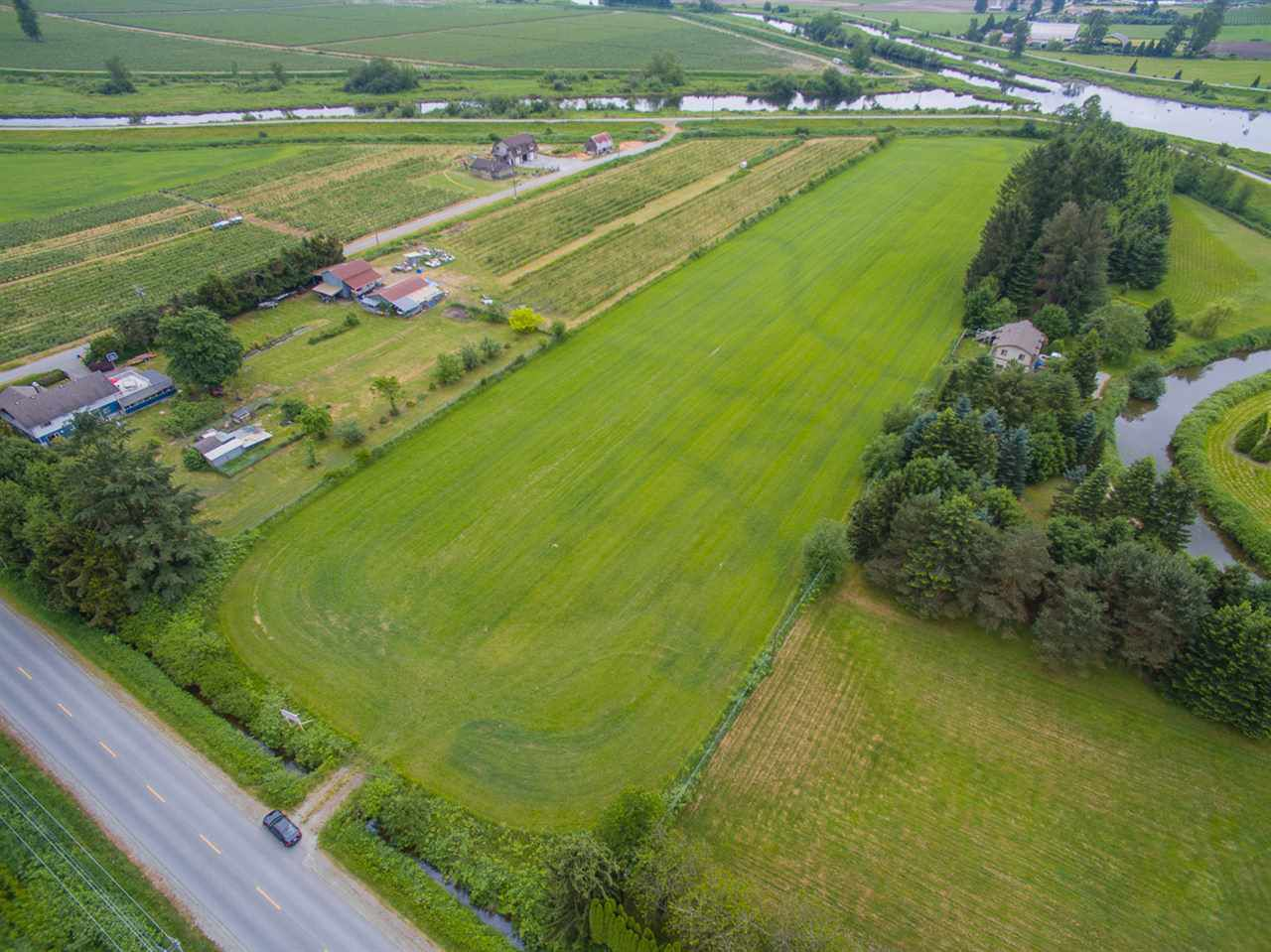 Main Photo: 19970 MCNEIL Road in Pitt Meadows: North Meadows PI Land for sale : MLS®# R2141120