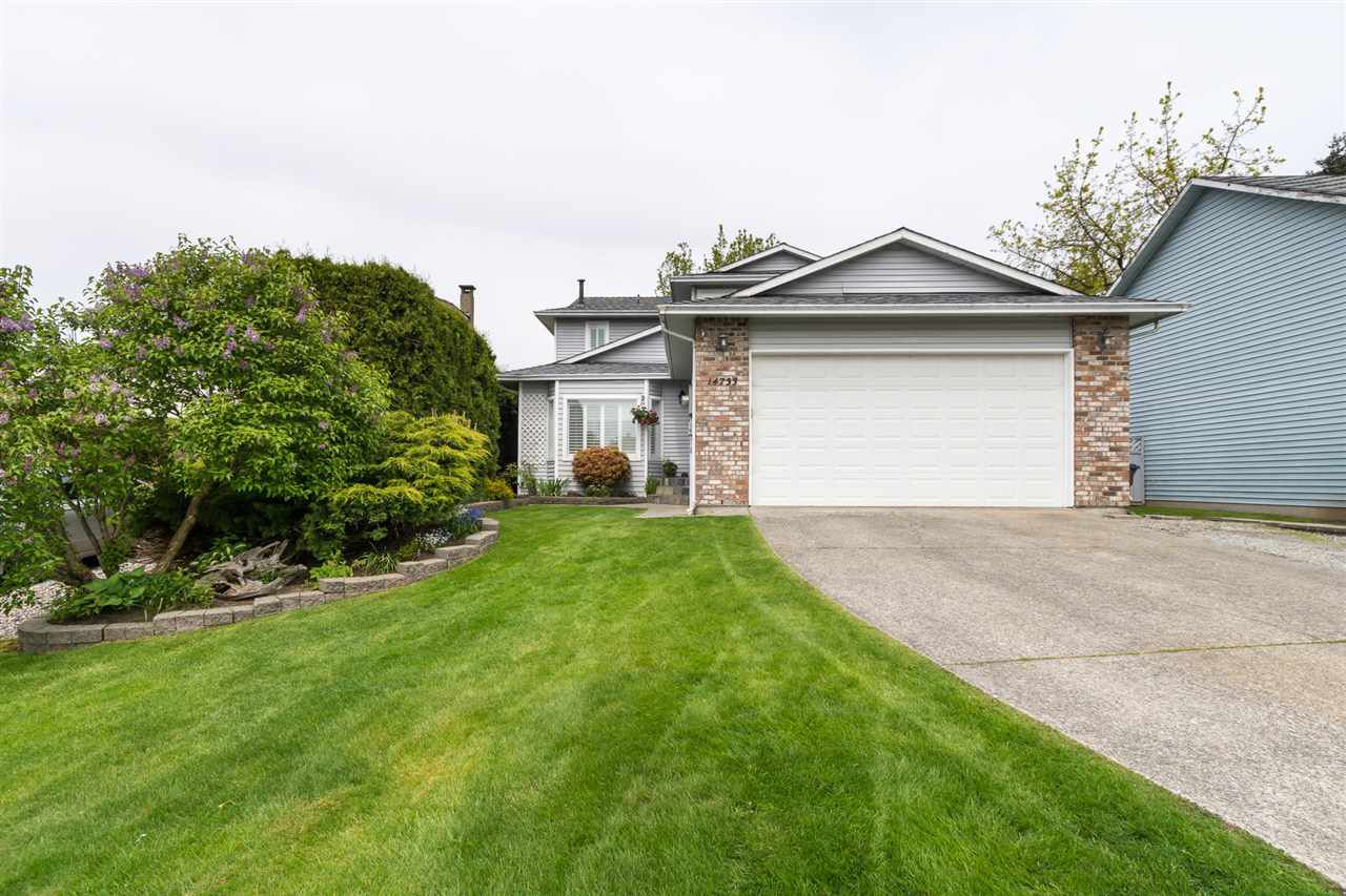 Main Photo: 14733 89A Avenue in Surrey: Bear Creek Green Timbers House for sale : MLS®# R2165041
