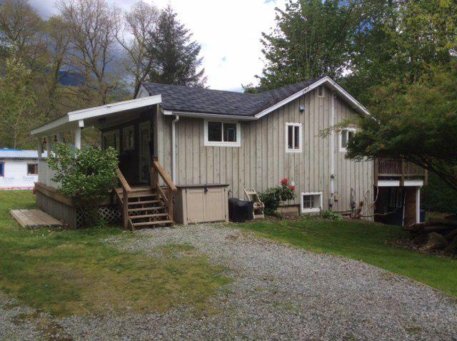 Main Photo: 43781 WATKINS Road in Mission: Lake Errock House for sale : MLS®# R2166506