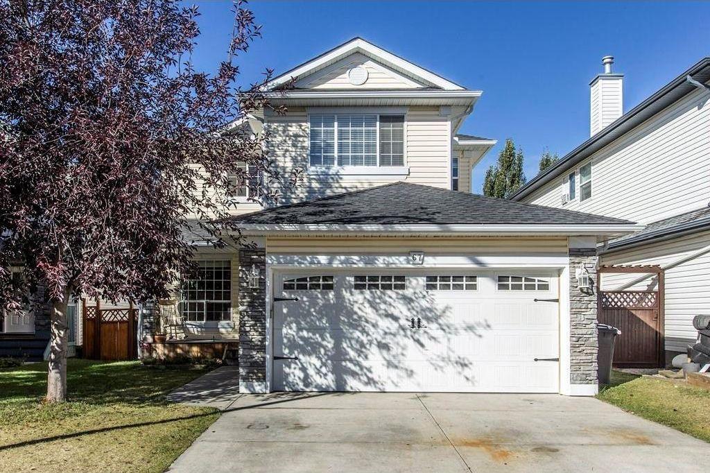 Main Photo: 67 CRYSTALRIDGE Close: Okotoks House for sale : MLS®# C4139446