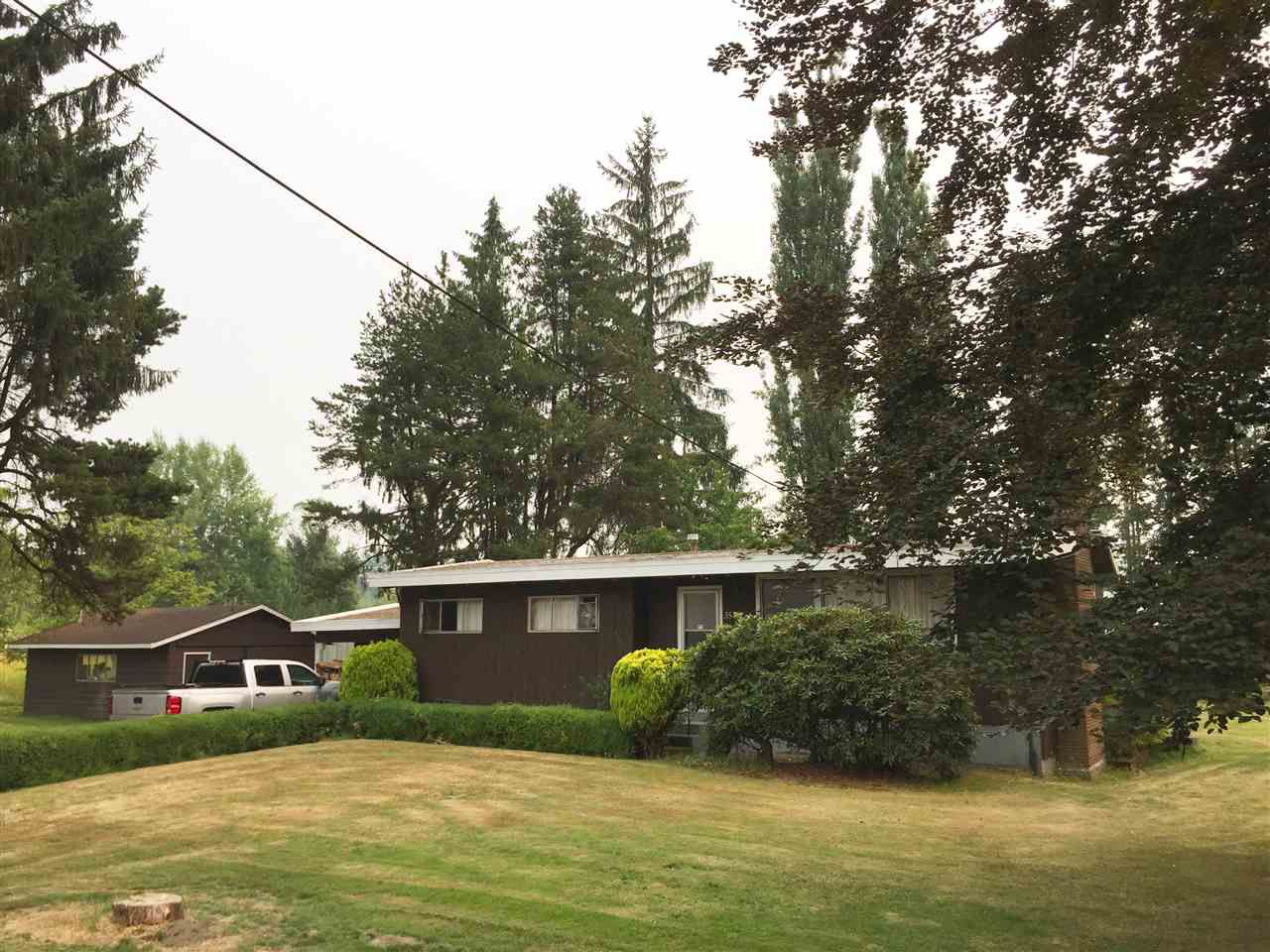 Main Photo: 3534 264 STREET in Langley: Aldergrove Langley House for sale : MLS®# R2196093