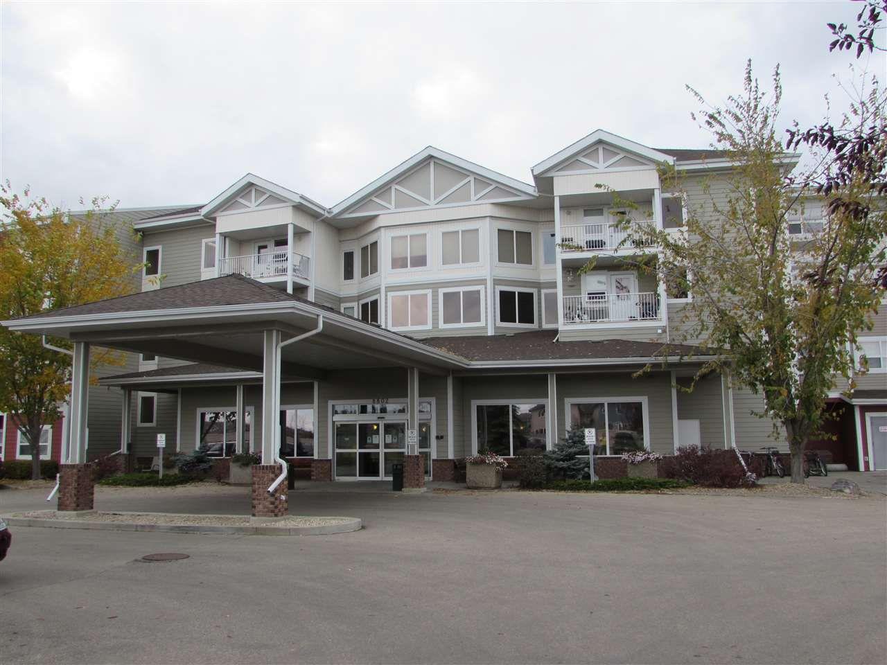 Main Photo: 229 8802 Southfort Drive: Fort Saskatchewan Condo for sale : MLS®# E4103972