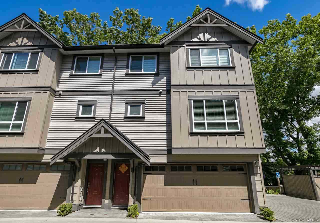 Main Photo: 1 10999 STEVESTON Highway in Richmond: McNair Townhouse for sale : MLS®# R2313529
