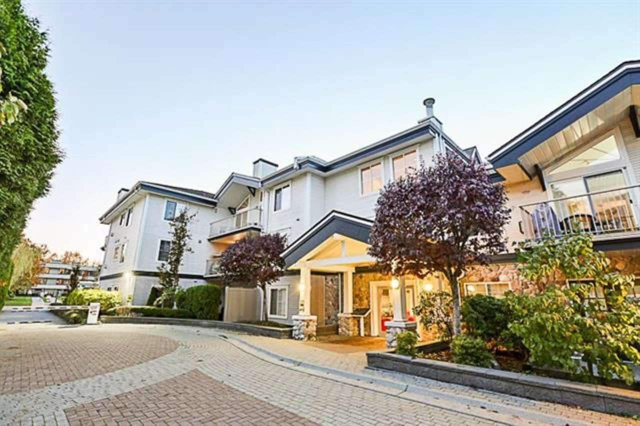"""Main Photo: 206 15298 20 Avenue in Surrey: King George Corridor Condo for sale in """"Waterford House"""" (South Surrey White Rock)  : MLS®# R2314303"""