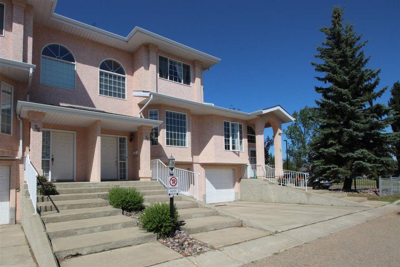 Main Photo: 37 11105 9 Avenue in Edmonton: Zone 16 Townhouse for sale : MLS®# E4135539