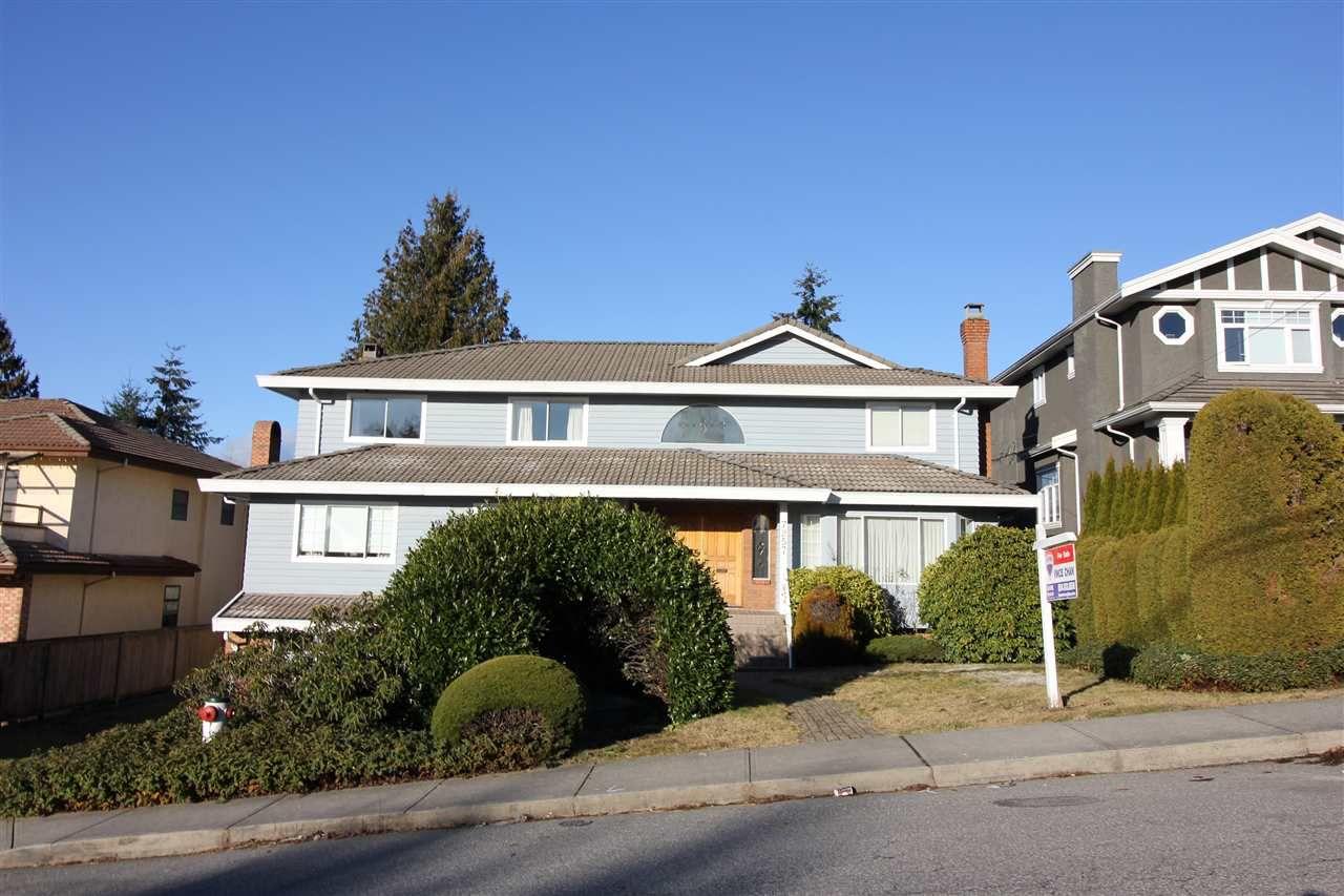 Main Photo: 7257 PANDORA Street in Burnaby: Westridge BN House for sale (Burnaby North)  : MLS®# R2330975