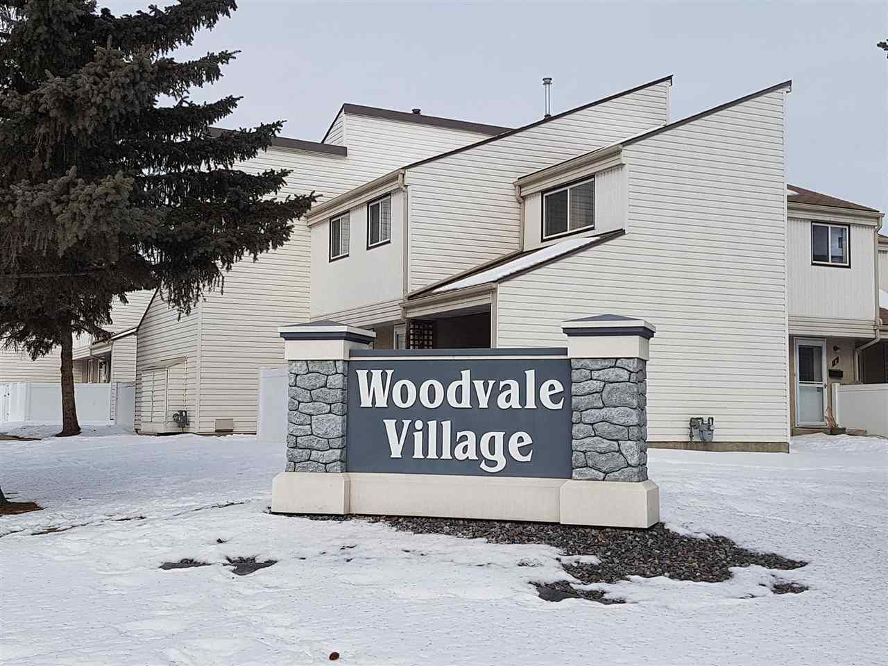 Main Photo: 6 WOODVALE Village in Edmonton: Zone 29 Townhouse for sale : MLS®# E4144877