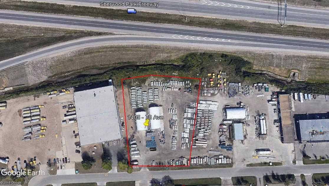 Main Photo: 1404 78 Avenue in Edmonton: Zone 42 Land Commercial for sale : MLS®# E4146369