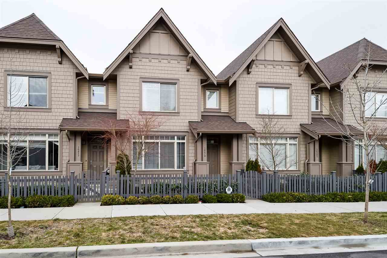 Main Photo: 16479 24A Avenue in Surrey: Grandview Surrey Condo for sale (South Surrey White Rock)  : MLS®# R2348736