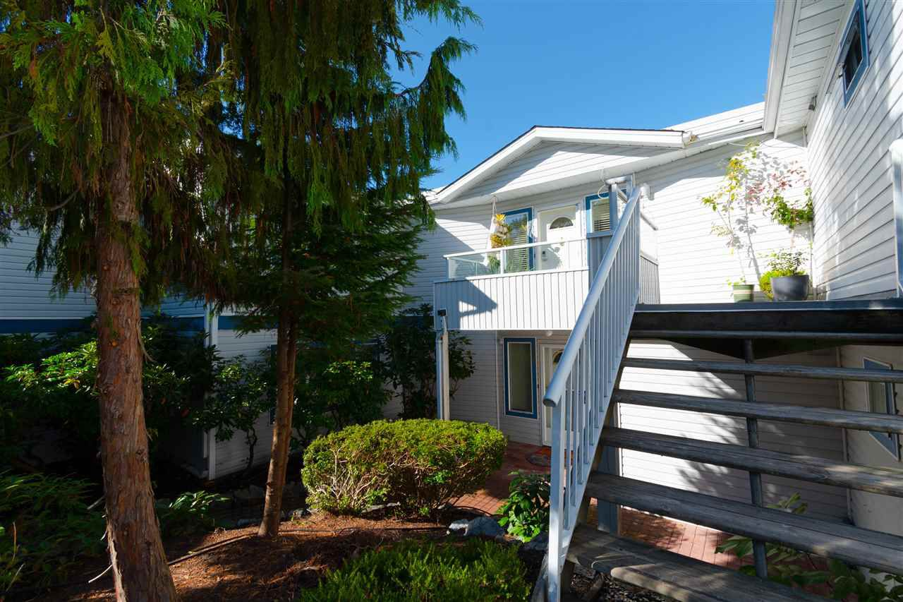 """Main Photo: 205 13863 100 Avenue in Surrey: Whalley Townhouse for sale in """"Odyssey"""" (North Surrey)  : MLS®# R2356449"""