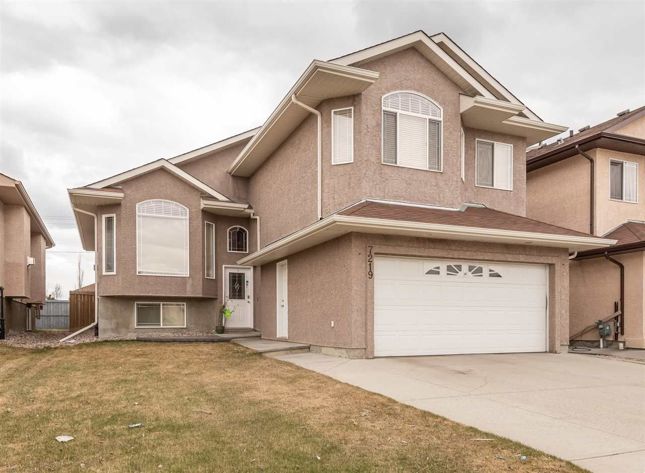 Main Photo: 7219 168 Avenue in Edmonton: Zone 28 House for sale : MLS®# E4156092