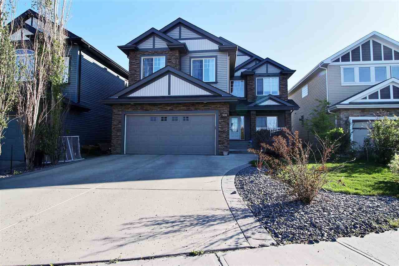 Main Photo: 309 CALLAGHAN Close in Edmonton: Zone 55 House for sale : MLS®# E4160680