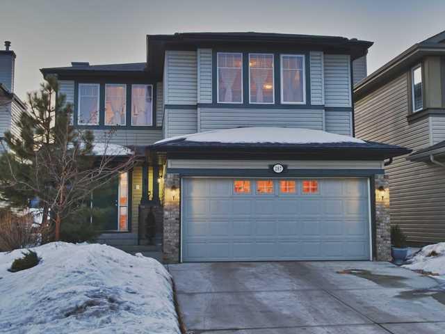 Main Photo: 287 PANATELLA Circle NW in CALGARY: Panorama Hills Residential Detached Single Family for sale (Calgary)  : MLS®# C3468900