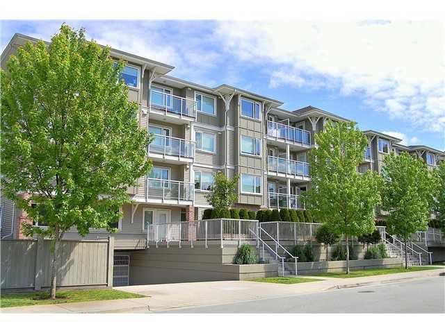 Main Photo: # 210 2373 ATKINS AV in Port Coquitlam: Central Pt Coquitlam Condo for sale : MLS®# V1039885