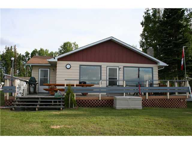 Main Photo: 3375 E MEIER Road in Prince George: Cluculz Lake House for sale (PG Rural West (Zone 77))  : MLS®# N237178