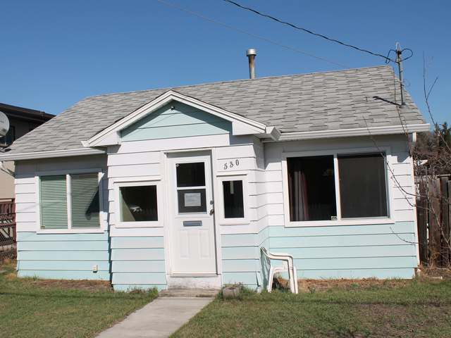 Main Photo: Map location: 530 MACKENZIE Avenue in : North Kamloops House for sale (Kamloops)  : MLS®# 127439