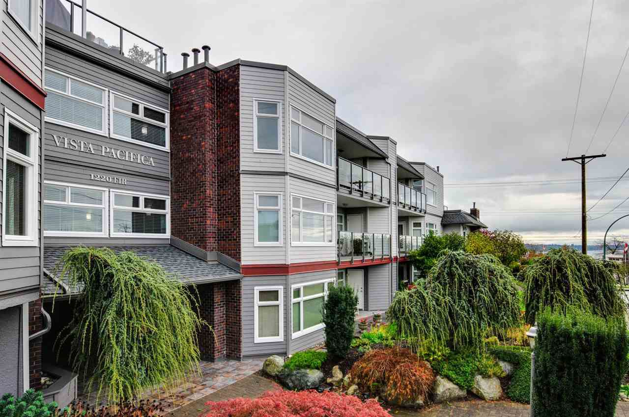 Main Photo: 503 1220 FIR Street: White Rock Condo for sale (South Surrey White Rock)  : MLS®# R2117258