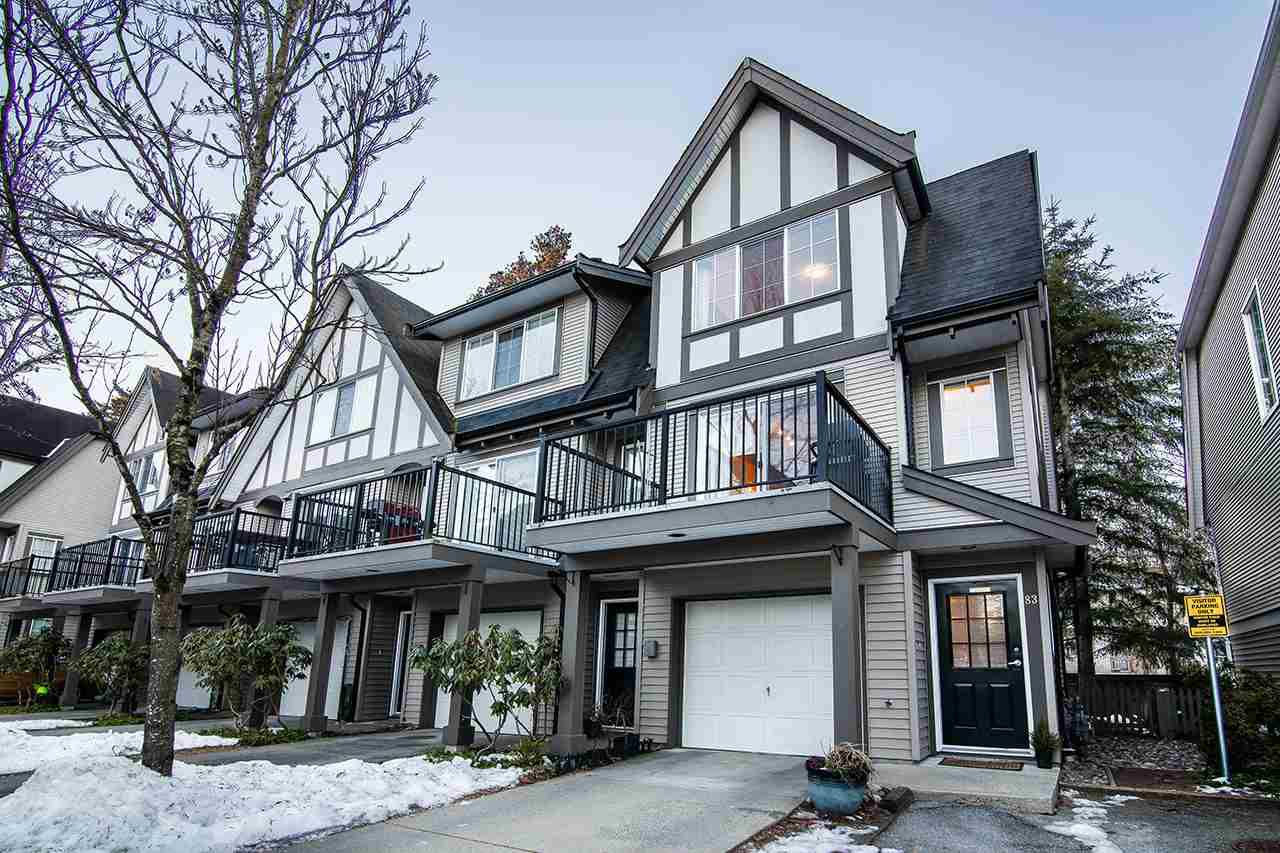 """Main Photo: 83 12778 66 Avenue in Surrey: West Newton Townhouse for sale in """"Hathaway Village"""" : MLS®# R2130241"""