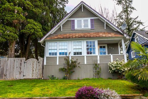 Main Photo: 421 WILSON Street in New Westminster: Sapperton House for sale : MLS®# R2157019