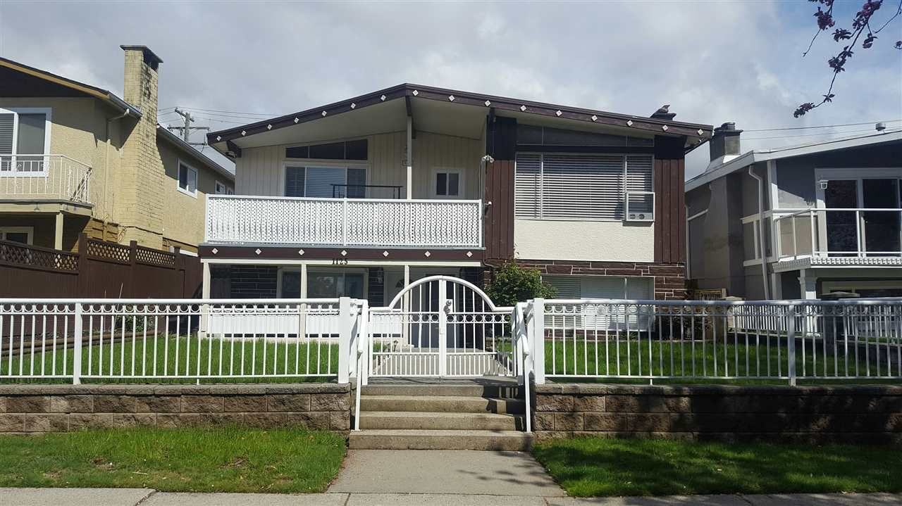 Main Photo: 1125 E 60TH Avenue in Vancouver: South Vancouver House for sale (Vancouver East)  : MLS®# R2159712