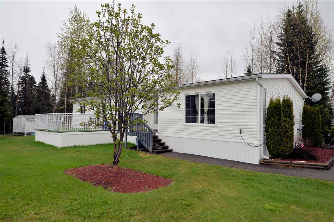 "Main Photo: 2984 THEE Place in Prince George: Emerald Manufactured Home for sale in ""THEE/GREENFOREST CRESCENT"" (PG City North (Zone 73))  : MLS®# R2166579"